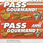 Pass Gourmand