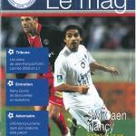 Programme Caen Nancy saison 2007 2008 20eme journée