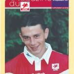 Programme Lille Nancy saison 1997 1998 11eme journée