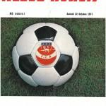 Programme Rouen Nancy saison 1977 1978 13eme journée