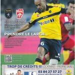 Programme Sochaux Nancy saison 2012 2013 27eme journée