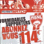 Avant Match n°04 saison 06/07