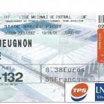 Billet Nancy-Gueugnon - Saison 2001-2002 – L2 (04e j, 18 08 2001)