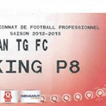 Parking Evian - saison 2012 2013