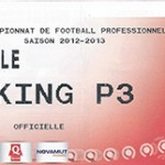Parking Lille - saison 2012 2013
