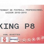 Parking PSG - saison 2012 2013
