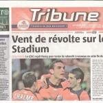 Programme Lille Nancy - saison 2006 2007 34e j. 28-04-2007