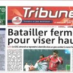 Programme Lille Nancy - saison 2007 2008 33e j. 12-04-2008