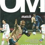 Programme Marseille Nancy saison 2005 2006 (35e j ; 15;04;06)