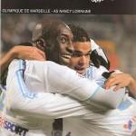 Programme Marseille Nancy saison 2009 2010 (25e j ; 21;02;10)