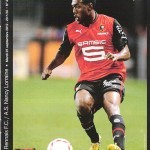Programme Rennes Nancy - saison 2012 2013 Coupe de la Ligue