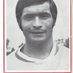Programme saison 1970 1971 Nancy Marseille 19-09-70