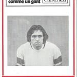 Programme saison 1970 1971 Nancy Strasbourg 22-05-71