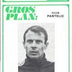 Programme saison 1971 1972 Nancy Bastia  21-11-71