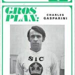 Programme saison 1971 1972 Nancy Metz 30-01-72