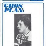 Programme saison 1972 1973 Nancy Lyon 11-05-73