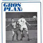 Programme saison 1972 1973 Nancy Metz 04-10-72
