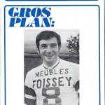 Programme saison 1972 1973 Nancy Sochaux 11-02-73