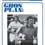 Programme saison 1972 1973 Nancy Strasbourg 20-04-73