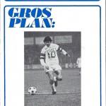 Programme saison 1972 1973 Nancy Valenciennes 07-01-73