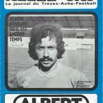 Programme saison 1976 1977 - Troyes Nancy j 33