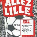 Programme saison 1980 1981 - Lille Nancy 15-04-1981