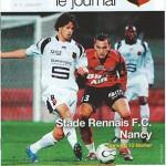 Programme saison 2006 2007 - Rennes Nancy 10-02-2007