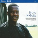Programme saison 2006 2007 - match amical Birmingham Nancy 30-07-2006