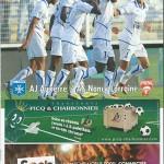 Programme saison 2011 2012 Auxerre Nancy  28-01-2012