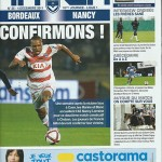 Programme saison 2011 2012 - Bordeaux Nancy 16e j. 04-12-2011