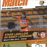Programme saison 2013 2014 j 36 Laval Nancy