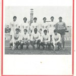 Programme saison 69-70 Nancy Marseille 10-04-70