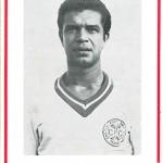 Programme saison 70-71 Nancy Coritiba de Curitiba 13-11-70 amical
