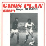 Programme saison 73-74 Nancy Nîmes 02-11-73