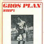 Programme saison 73-74 Nancy Reims 17-08-73