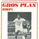 Programme saison 73-74 Nancy Sochaux 01-09-73