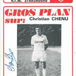 Programme saison 73-74 Nancy Strasbourg 27-10-73