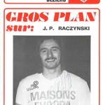 Programme saison 74-75 Nancy-Beziers 23-02-75