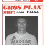 Programme saison 74-75 Nancy-Tours 30-11-74