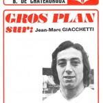 Programme saison 74-75 Nancy-Chateauroux 07-05-7
