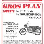 Programme saison 75-76 Nancy-Laval 10-04-76