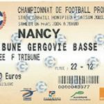 Saison 2003 2004 Clermont Nancy j 27