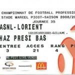 Saison 2008 2009 Nancy Lorient j 35
