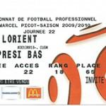 Saison 2009 2010 Nancy Lorient j 22