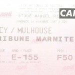Billet Nancy-Mulhouse - Saison 1997-1998 - D2 (20e j., 14 11 1997)