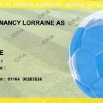 Billet CFA 2012-2013