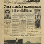Bulletin mensuel Allez Nancy Avril 1950