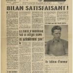 Bulletin mensuel Allez Nancy Mai 1950