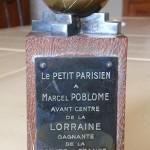 Coupe de France 1944 remis à chaque joueur