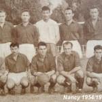 FC Nancy 1954 1955